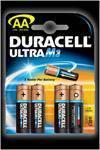 Elem  Duracell  1,5V ceruza AA ULTRA M3