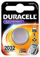elem   gomb Duracell 2032  3V